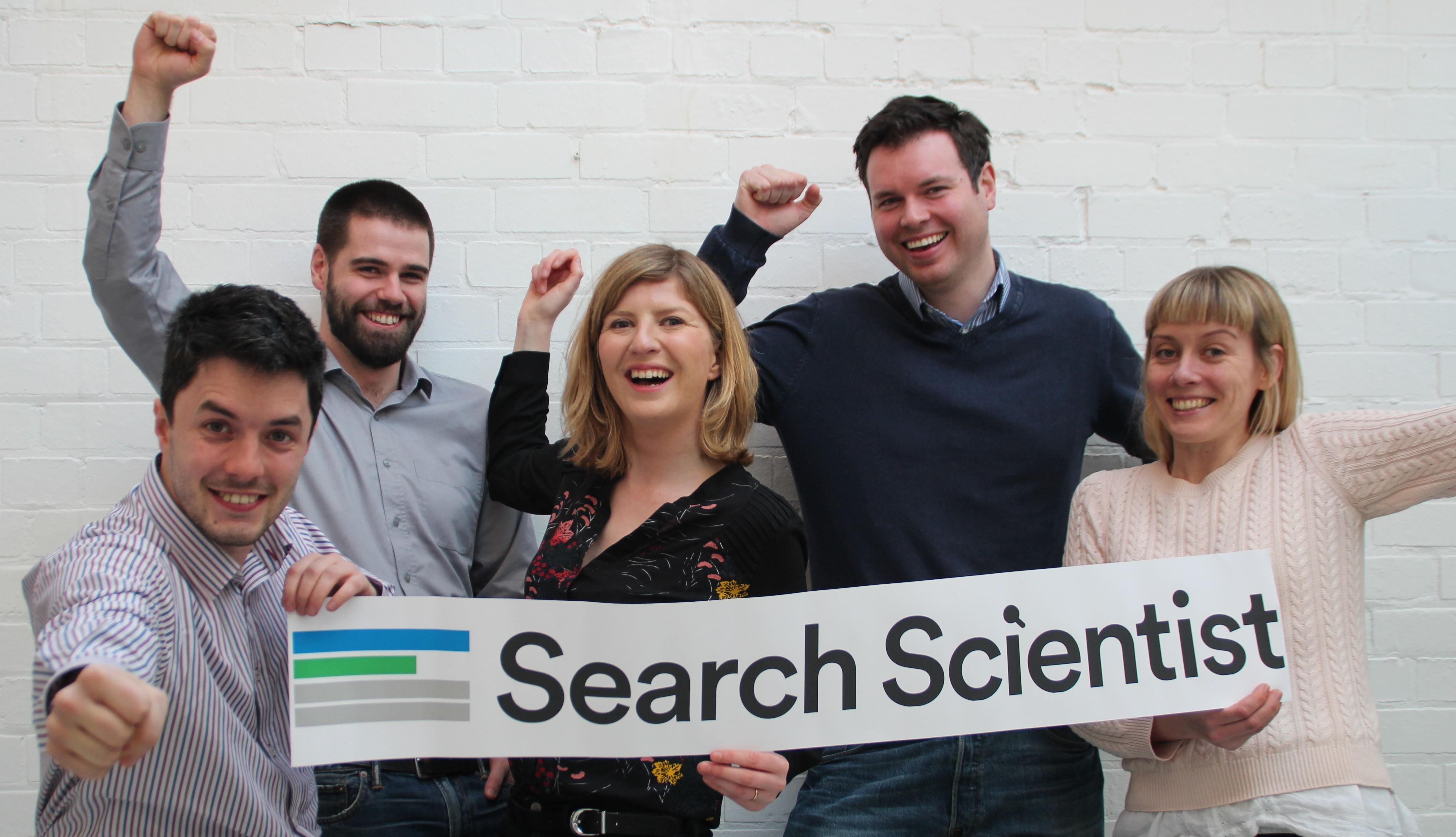 go team Search Scientist