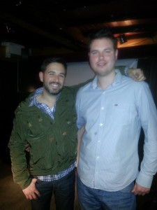 Rand Fishkin with Barry