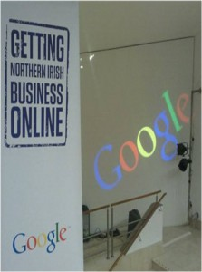Getting Northern Irish Business Online - Google Conference Belfast Waterfront 2010