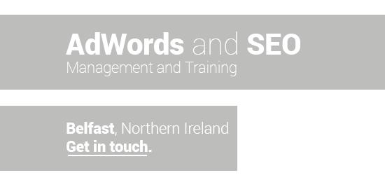 AdWords Agency, Belfast