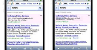 AdWords mobile click to call ads