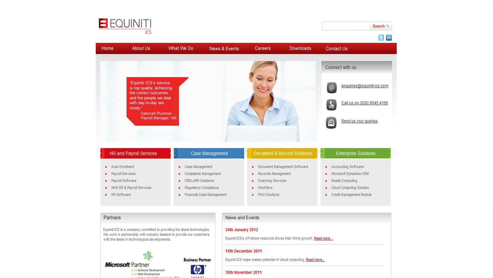 Equiniti-ICS.com AdWords Training