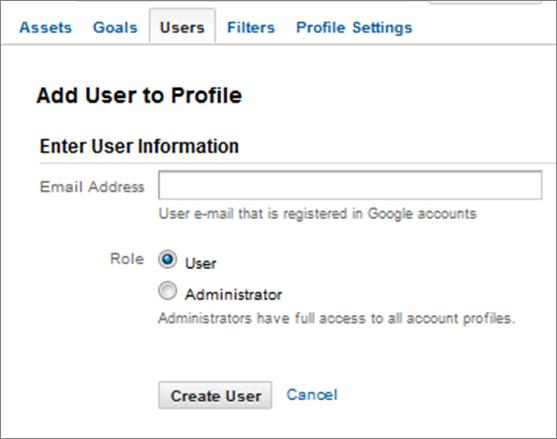 Add New User to Google Analytics New Version