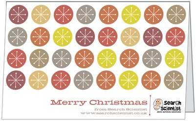 merry christmas from search scientist