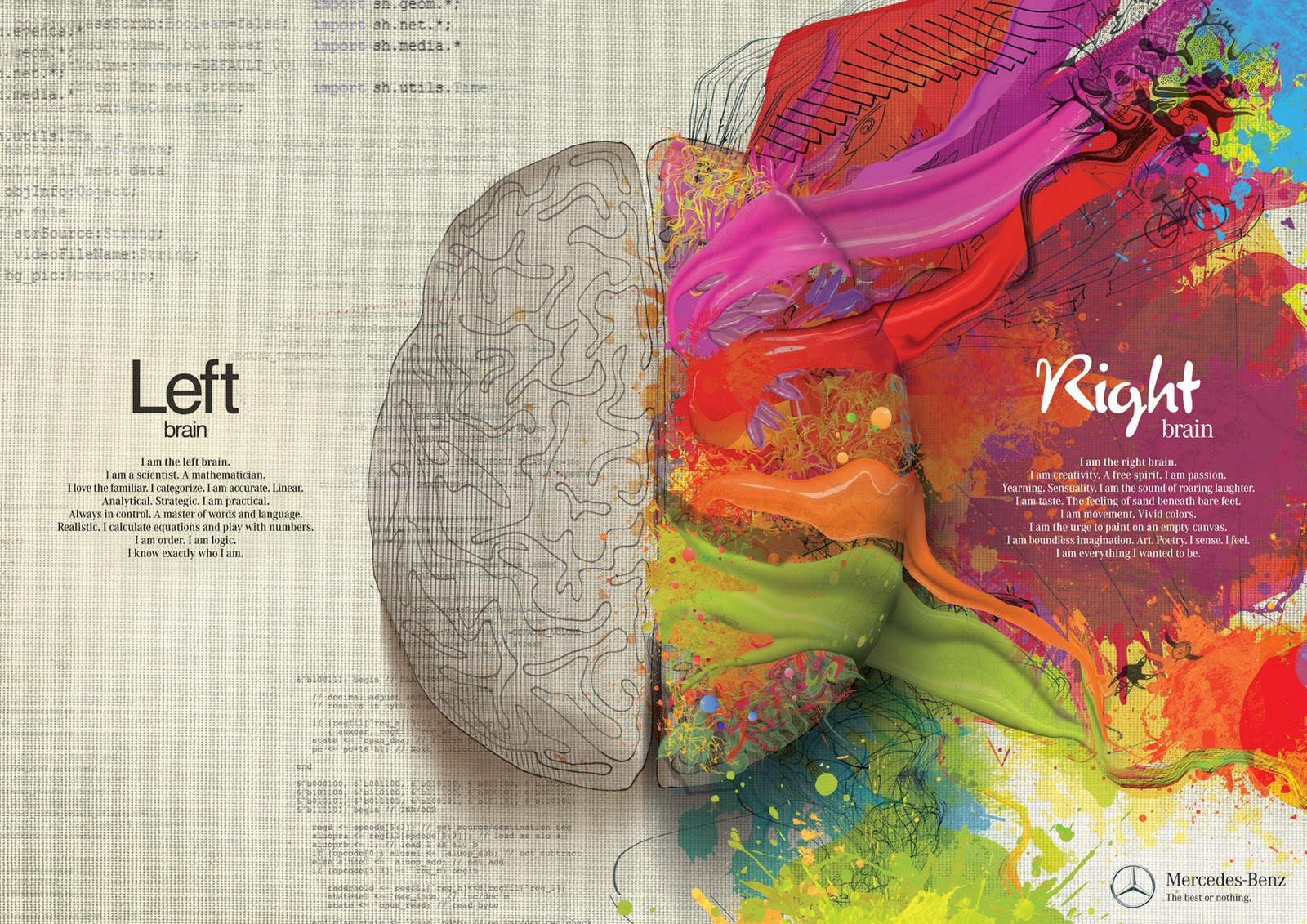 Images On The Left Text On The Right Consumer Psychology