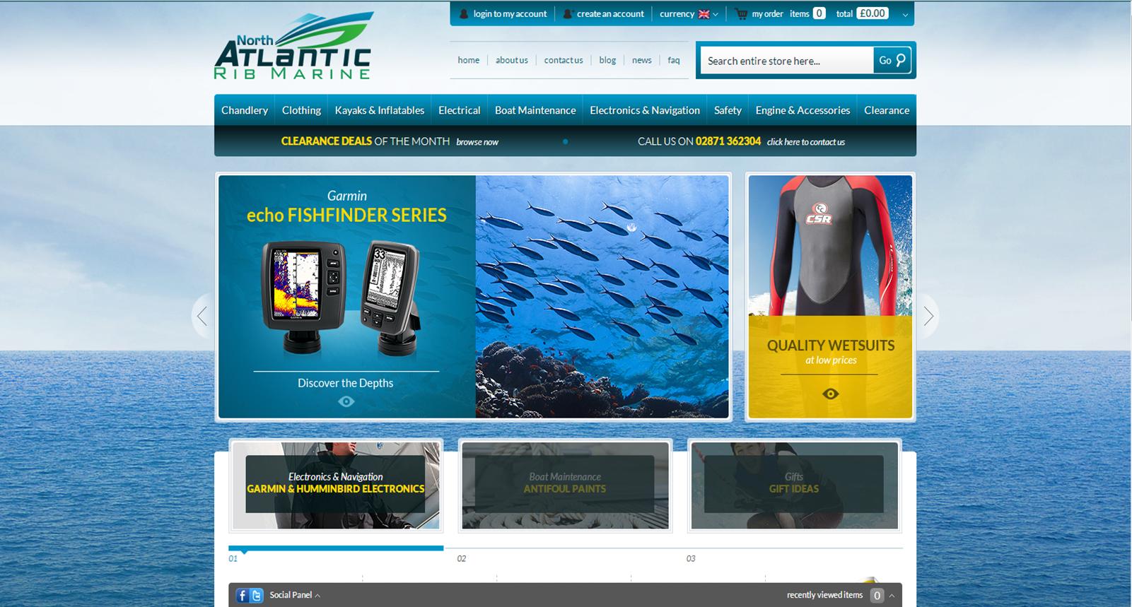 narm-ribboats.com screenshot