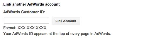 Google Merchant Center & Adwords Link