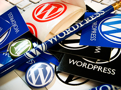 Wordpress branded pens and pencils