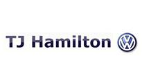 TJ Hamilton Volkswagen Logo
