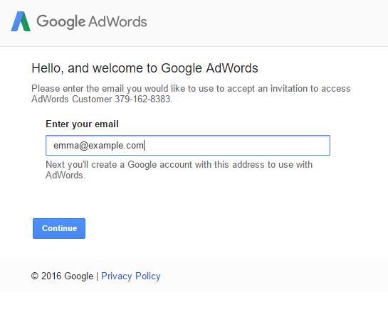 Email Screenshot - Google