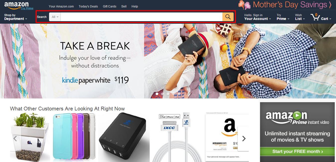Internet Fundamentals/Search Engines