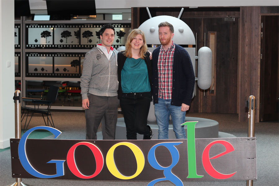 Training At Google Dublin Search Scientist