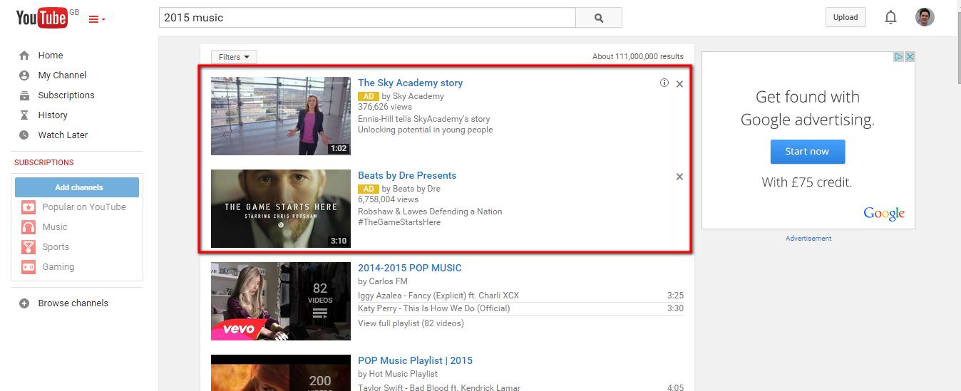 youtube-indisplay