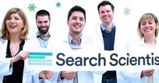 christmas search scientist