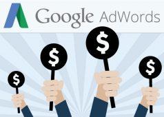 google bidding