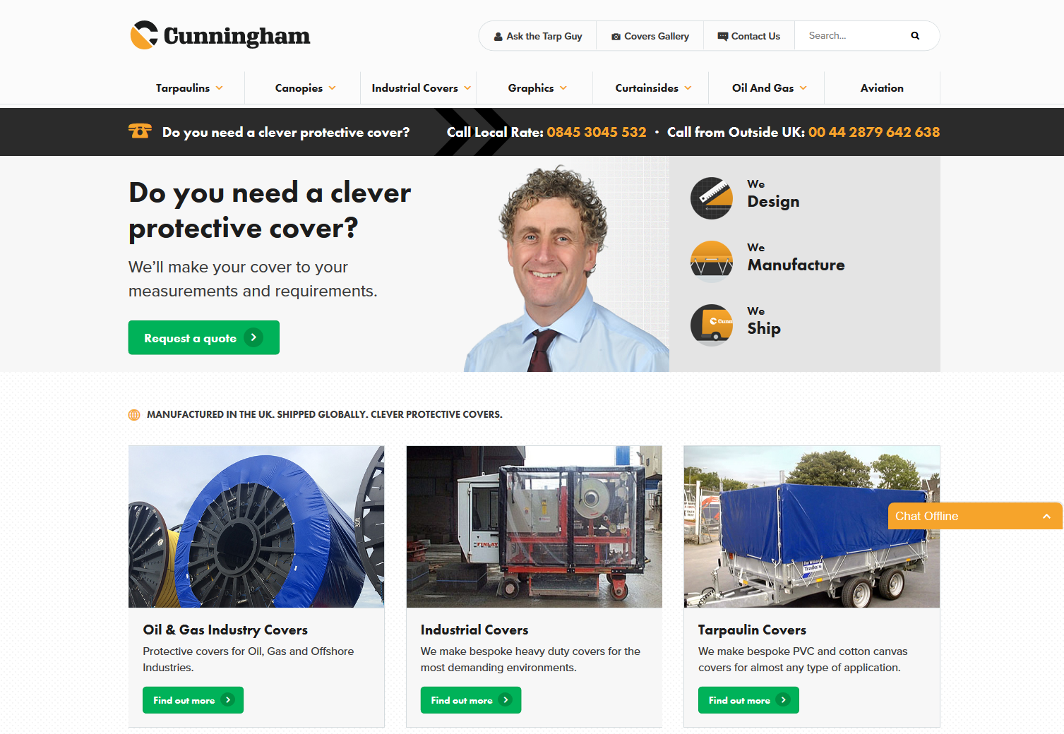 Cunningham Covers AdWords