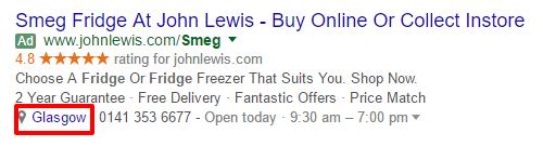 smeg fridge glasgow Google Search