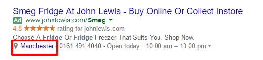 smeg fridge manchester Google Search