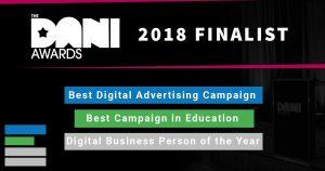 DANI Awards finalist 2018 - search scientist