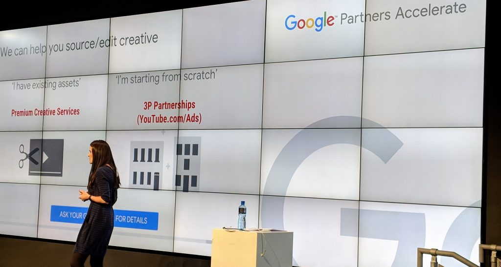 google help source edit video ads